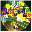 Flippos > 291-315 Cheetos 24 Game Flippo 294-Chester-Cheetah-Gymnast.