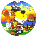 Flippos > 291-315 Cheetos 24 Game Flippo 296-Chester-Cheetah-Viking.