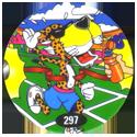 Flippos > 291-315 Cheetos 24 Game Flippo 297-Chester-Cheetah-Race-Winner.