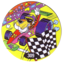 Flippos > 291-315 Cheetos 24 Game Flippo 309-Chester-Cheetah-Formula-1-Champion.