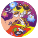 Flippos > 291-315 Cheetos 24 Game Flippo 313-Chester-Cheetah-Arm-Wrestling.