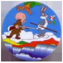Flippos > 341-420 Adventure Flippo 345-Elmer-Fudd-&-Bugs-Bunny.