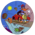 Flippos > 341-420 Adventure Flippo 373-Daffy-Duck.