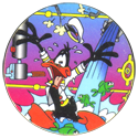 Flippos > 341-420 Adventure Flippo 415-Daffy-Duck.