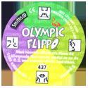 Flippos > 431-490 Olympic Flippo 437-(back).