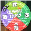 Flippos > 431-490 Olympic Flippo 441-(back).