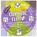Flippos > 431-490 Olympic Flippo 455-(back).
