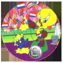 Flippos > 431-490 Olympic Flippo 456-Tweety.