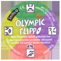 Flippos > 431-490 Olympic Flippo 476-(back).