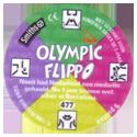 Flippos > 431-490 Olympic Flippo 477-(back).