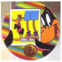 Flippos > 431-490 Olympic Flippo 490-Daffy-Duck.