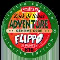 Flippos > 816-818 Zoek de Schat Adventure Flippo Back.
