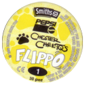 Flippos > Chester Cheetos Back.