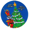 Flippos > Christmas 05-Bugs-Bunny-as-Nutcracker-soldier-with-Christmas-tree.