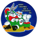 Flippos > Christmas 08-Bugs-Bunny-Santa-relaxing-on-green-chair.