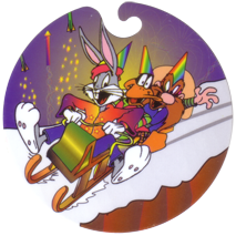 Flippos > Giga Winter 06-Bugs,-Daffy,-and-Yosemite-Sam-sleighing.