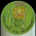 Flippos > Pokemon > 01-25 06-Sunflora-#192-Heliatronc.