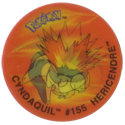 Flippos > Pokemon > 01-25 07-Cyndaquil-#155-Hericendre.