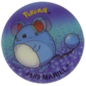 Flippos > Pokemon > 01-25 09-#183-Marill.