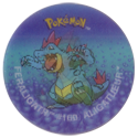 Flippos > Pokemon > 26-45 Evolution 29-Feraligatr-#160-Aligatueur.