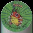 Flippos > Pokemon > 26-45 Evolution 32-Ledian-#166-Coxyclaque.