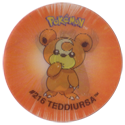 Flippos > Pokemon > 26-45 Evolution 41-#216-Teddiursa.