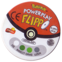 Flippos > Pokemon > 46-66 Powerplay 51-#219-Magcargo-(back).