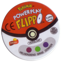 Flippos > Pokemon > 46-66 Powerplay 55-#204-Pineco-(back).
