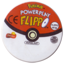 Flippos > Pokemon > 46-66 Powerplay 56-#17-Pidgeotto-(back).