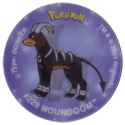 Flippos > Pokemon > 46-66 Powerplay 66-#229-Houndoom.