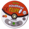 Flippos > Pokemon > 67-70 Human Powerplay 67-(back).