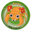 Flippos > Surprise Pokemon 046-Paras.