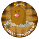 Flippos > Surprise Pokemon 050-Diglett-Taupiqueur.