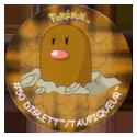 Flippos > Surprise Pokemon 050-Diglett-Taupiqueur.