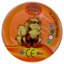 Flippos > Surprise Pokemon 058-Growlithe-Caninos-Back.