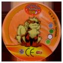 Flippos > Surprise Pokemon 058-Growlithe-Caninos-Back.