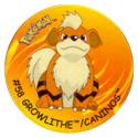 Flippos > Surprise Pokemon 058-Growlithe-Caninos.