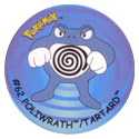 Flippos > Surprise Pokemon 062-Poliwrath-Tartard.