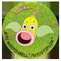 Flippos > Surprise Pokemon 070-Weepinbell-Boustiflor.