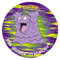 Flippos > Surprise Pokemon 088-Grimer-Tadmorv.