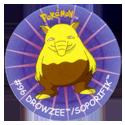 Flippos > Surprise Pokemon 096-Drowzee-Soporifik.
