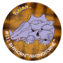 Flippos > Surprise Pokemon 111-Rhyhorn-Rhinocorne.