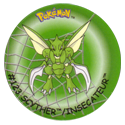 Flippos > Surprise Pokemon 123-Scyther-Insecateur.
