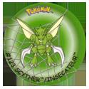 Flippos > Surprise Pokemon 123-Scyther-Insecateur.