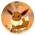 Flippos > Surprise Pokemon 133-Evee-Evoli.