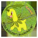 Flippos > Surprise Pokemon 153-Bayleef-Macronium.