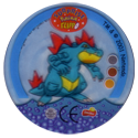 Flippos > Surprise Pokemon 159-Croconaw-Crocrodil-Back.