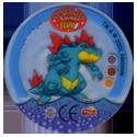 Flippos > Surprise Pokemon 159-Croconaw-Crocrodil-Back.