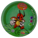 Flippos > Surprise Pokemon 165-Ledyba-Coxy-Back.