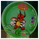 Flippos > Surprise Pokemon 165-Ledyba-Coxy-Back.